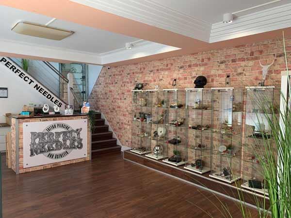 Unser Perfect Needles Tattoostudio in Deggendorf